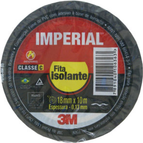 FITA ISOLANTE 10MX18MM 3M IMPERIAL
