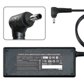 FONTE P/ NOTEBOOK 19V 3.95A – Plug. 5.5×2.5mm MAISMANIA