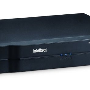 DVR STAND ALONE 04 CAM. SEM HD MHDX 1004 INTELBRAS
