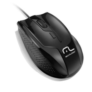 MOUSE OPTICO USB BLACK MO164 MULTILASER