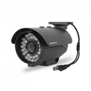CAMERA INFRA 6MM. 50MTS 600 L. S5050 INTELBRAS