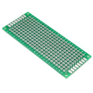 PROTOBOARD DOUBLE-SIDED BREADBOARD 3X7CM