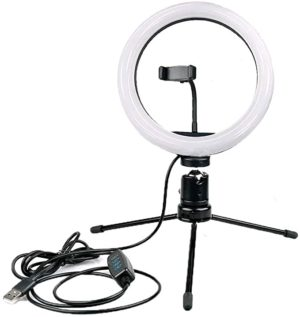 LUMINÁRIA RING LIGHT LAM-8478